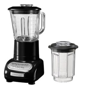 KitchenAid Blender Artisan noir