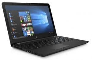 HP PC Portable- HP15bs086nf - 15.6