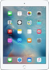 iPad Apple IPAD WIFI 32 GO ARGENT (MP2G2NF/A)
