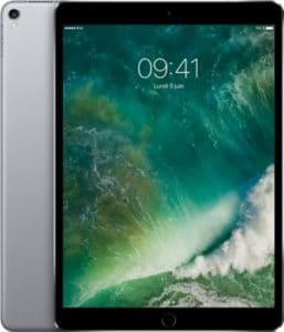 Tablette Apple Ipad Pro 10,5 256Go Gris Sidéral