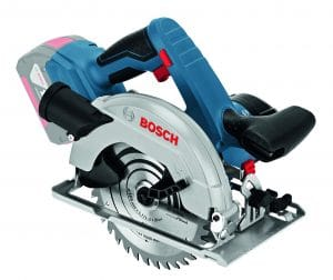 Scie circulaire Bosch Pro GKS 18V-57G