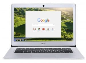 Acer Chromebook CB5-312T Ordinateur 2-en-1 Tactile Full HD 13