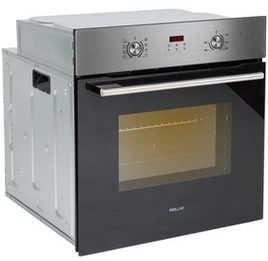 Four encastrable Proline ME 651SS/1 INOX