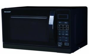 Micro-ondes grill SHARP R-742BKW