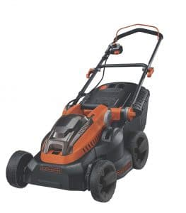 Tondeuse à gazon Black&Decker CLM3820L1QW