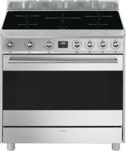 Piano de cuisson induction Smeg C9CIMX9