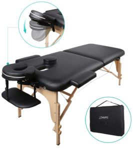 Table de Massage Pliante NAIPO