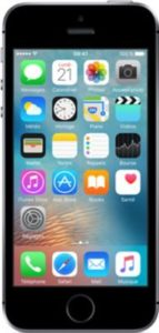 Apple iPhone SE 32Go Gris Sideral