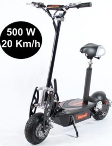 Trottinette Electrique Adulte 500 E-road