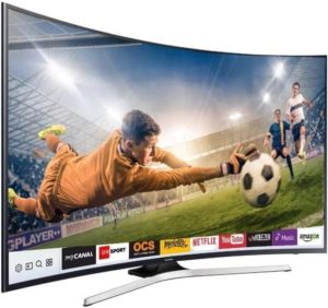 TV LED SAMSUNG UE55MU6292 incurvée