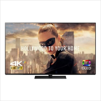 TV OLED Panasonic tx55fz800e